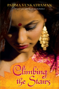 CLIMBING THE STAIRS (paperback cover image)